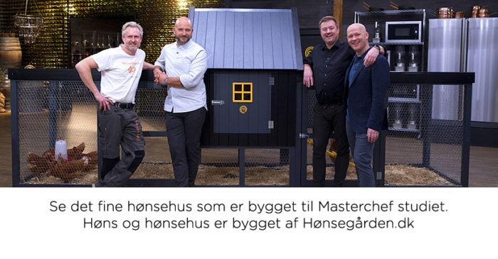 Hønsehus i Masterchef