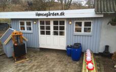 Hønsehusværksted
